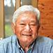 島元嗣(しまもとつぐ)さん(73)